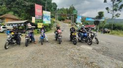 Thunder Community Indonesia Gelar Touring Gabungan