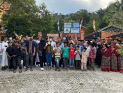 Bakti Sosial Ramadhan Berbagi Workshop komunitas Brothersip X People Ride Team