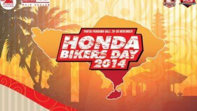 Satu Hati Cinta Indonesia: Honda Bikers Day Dipadati Ribuan Bikers